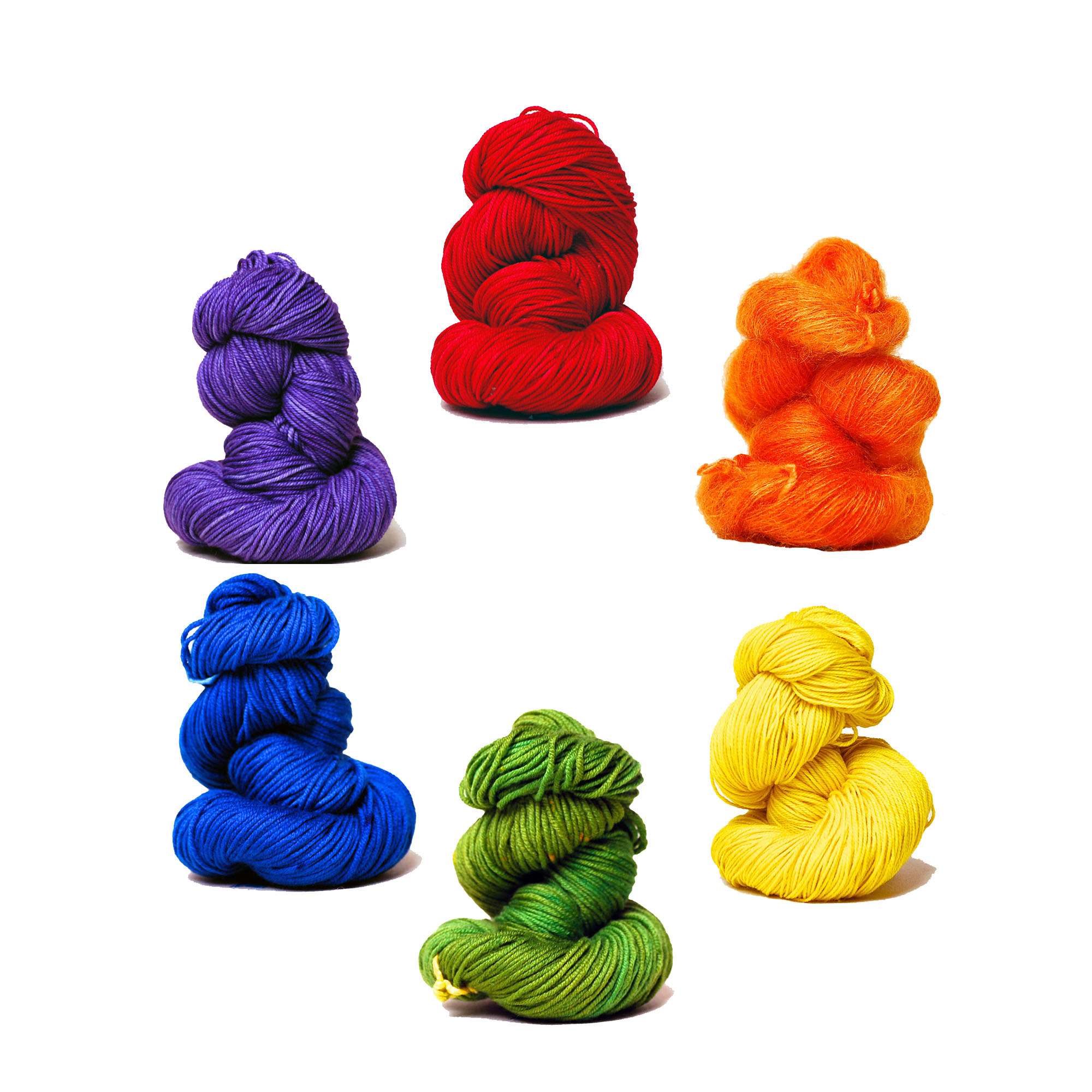 Energetic Colors school of color