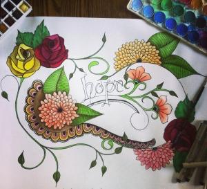 hope sketch