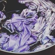 Mulberry Dye